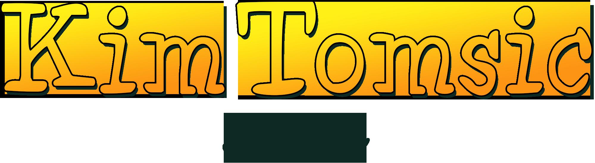 Kim Tomsic | Author